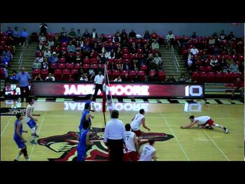 Valley View News; Marco Morfino – CSUN Men's Volleyball