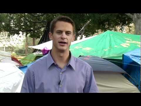 Valley View News; Mark Schuermann - Inside Occupy LA