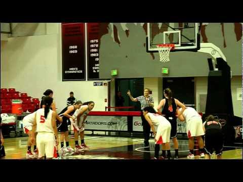 Valley View News; Raul Delgado - CSUN Women's Basketball