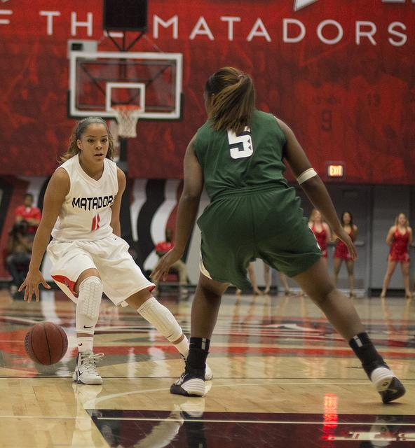 Women's Basketball: Matadors closer to first with big win at Cal Poly