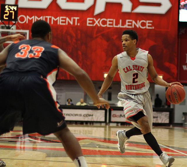 Men's Basketball: Men drop in standings with loss at home to Cal Poly