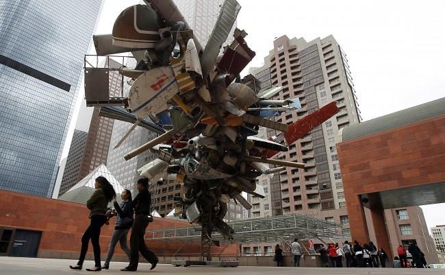 ENTER MUSEUM-LOSANGELES 2 LA