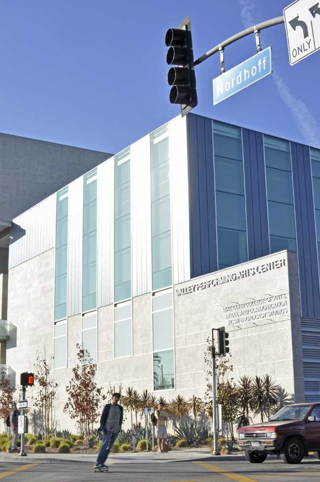 CSUN's VPAC gains rank amongst other notable L.A. venues