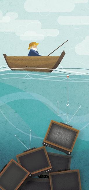 Illustration by Jennifer Luxton/A&E editor