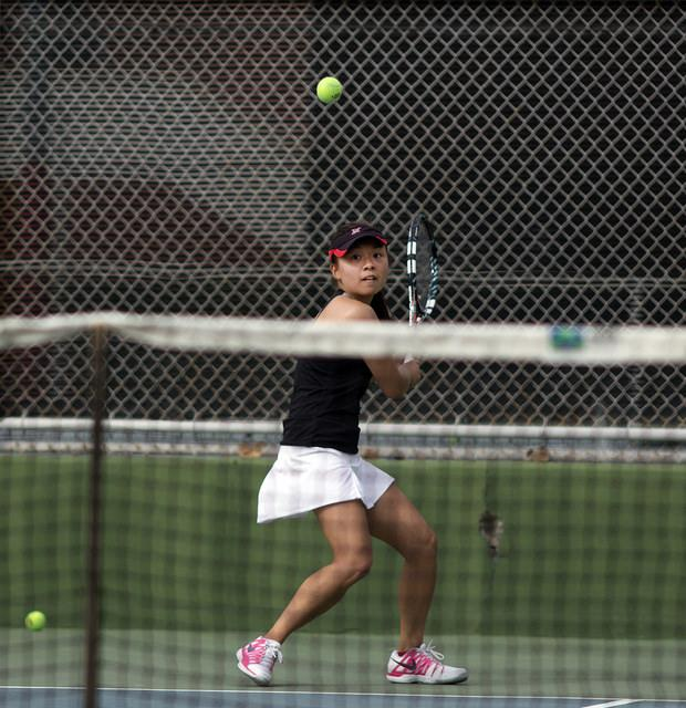 Women's Tennis: CSUN shakes off first loss with sweep of UCR