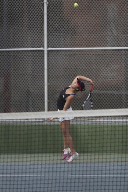 Women's Tennis: Lin wins second Big West AOTW honor
