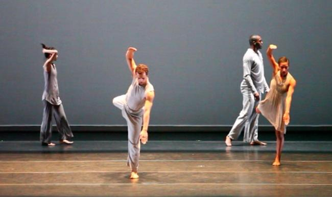 Bill T. Jones contemporary dance company thrills VPAC audiences