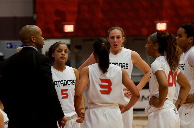 Women's Basketball: Matadors rack up end-of-season awards
