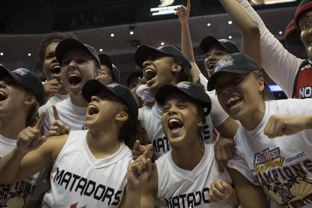 Big West Tournament: Women win first-ever conference title, headed to Big Dance