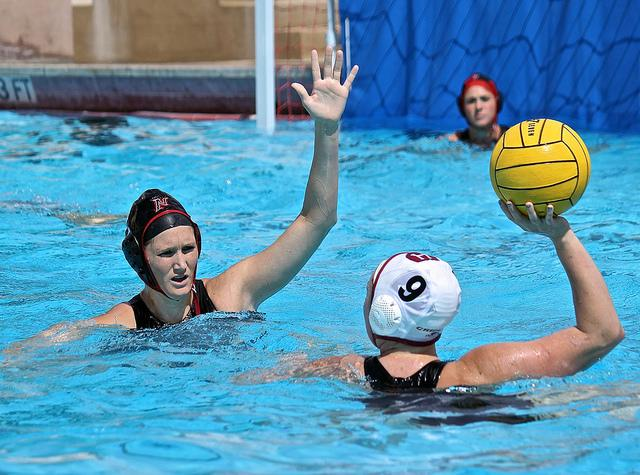 Women's Water Polo: No. 7 CSUN dominates Cal Lutheran for ninth straight victory