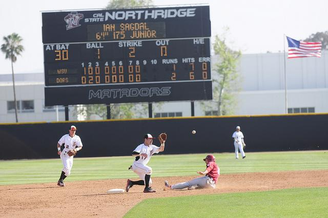 Baseball: Maltese, relievers shut down Cougars in 2-1 win