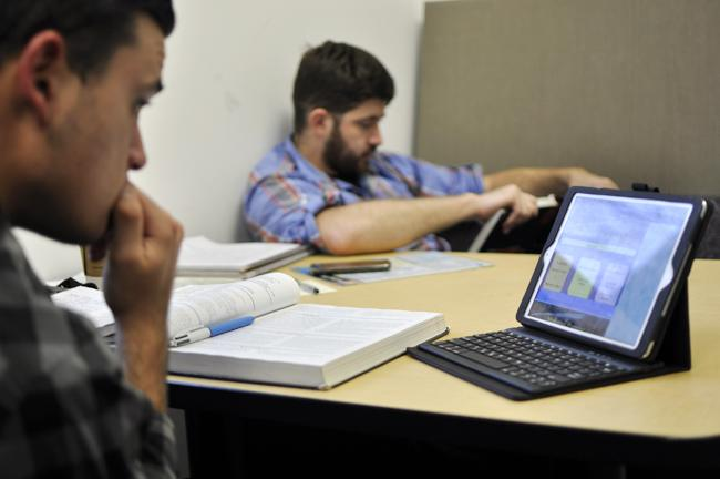 Tablet initiative expanding in number of students, more majors soon