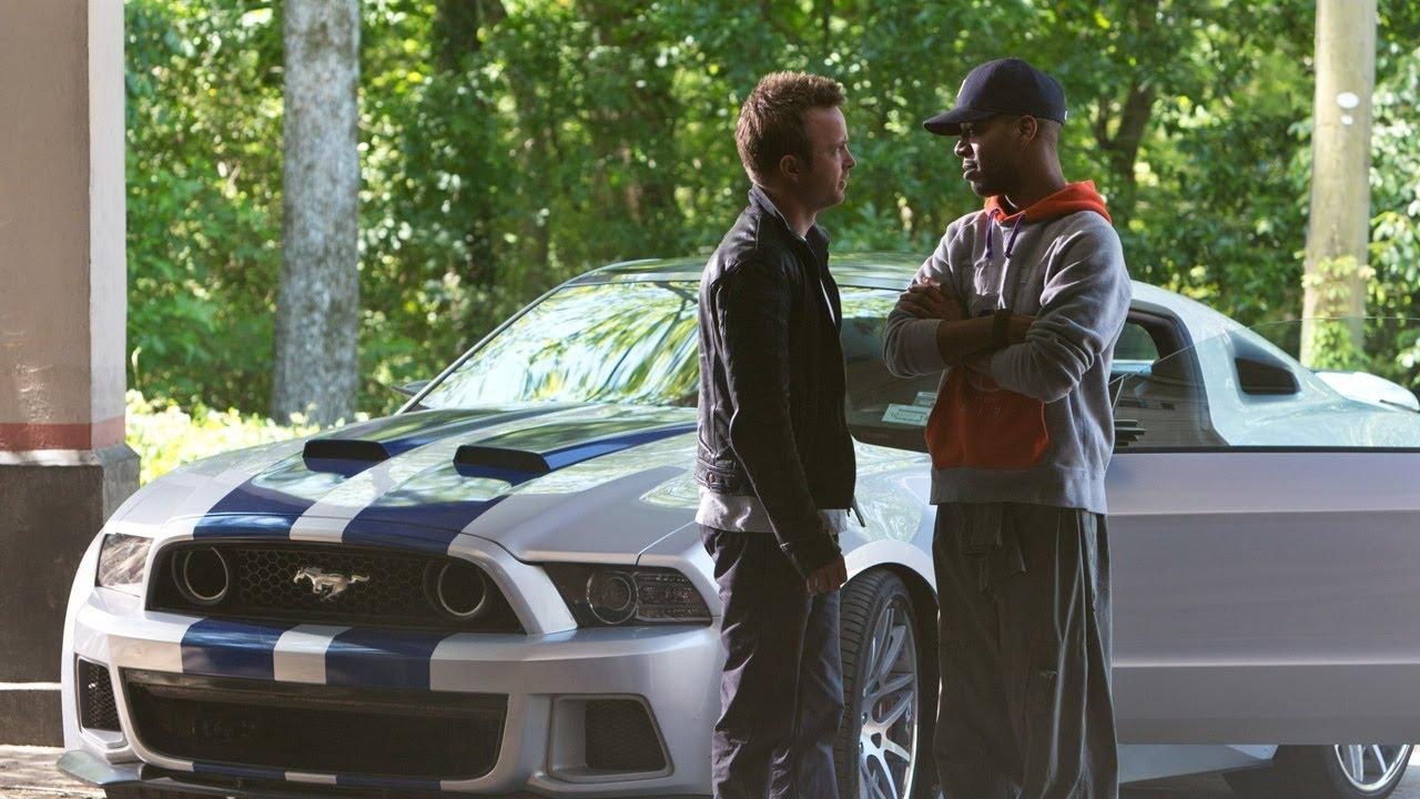 'Need for Speed' races around a familiar, but mildly enjoyable, track