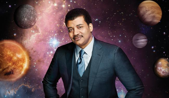 Tyson's 'Cosmos' reboot shows we're all still made of star stuff