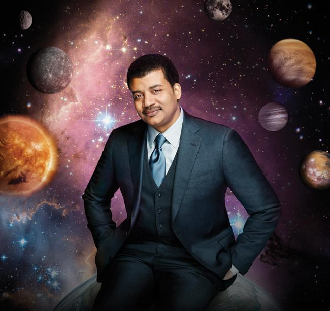 "More than three decades after the debut of the original ""Cosmos,"" Tyson's ""COSMOS: A SPACETIME ODYSSEY"" sets off on a new voyage for the stars. 