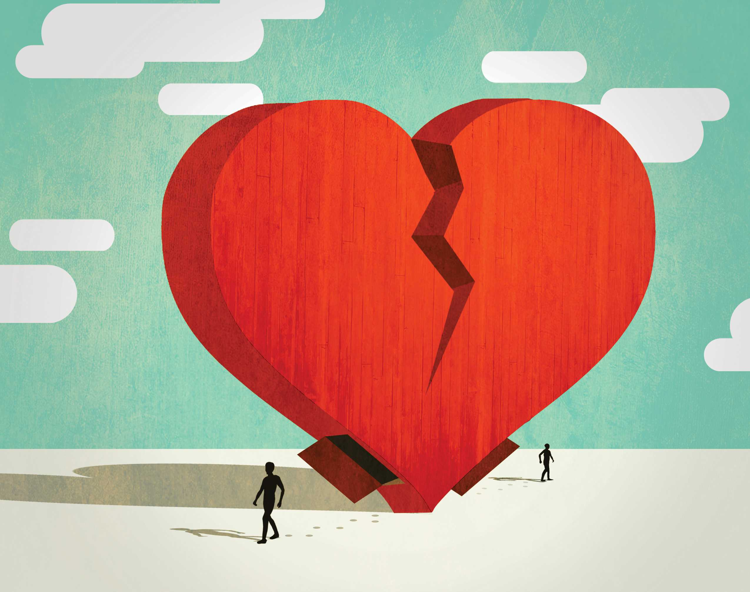 Relationship Column: How to rebuild yourself after a breakup