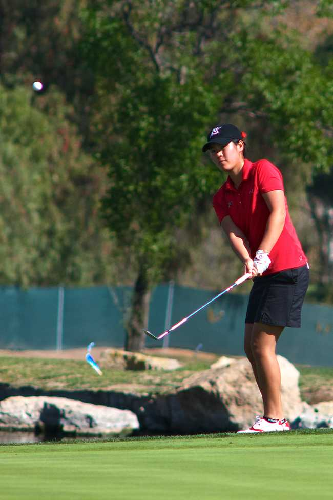 Women's Golf: Matadors take step backwards at Tarzana Tourney