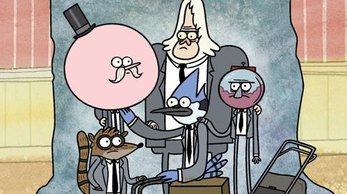 Stoner selections: Regular show is perfect for an evening on the couch