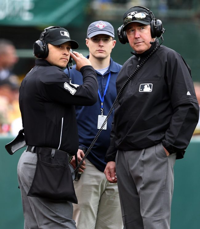 Major League Baseball still behind the curve with expanded replay