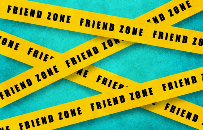 Combating the concept of the friend zone