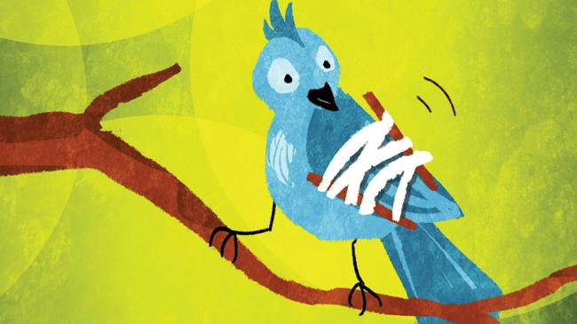 Birds of a feather can overcome addiction together