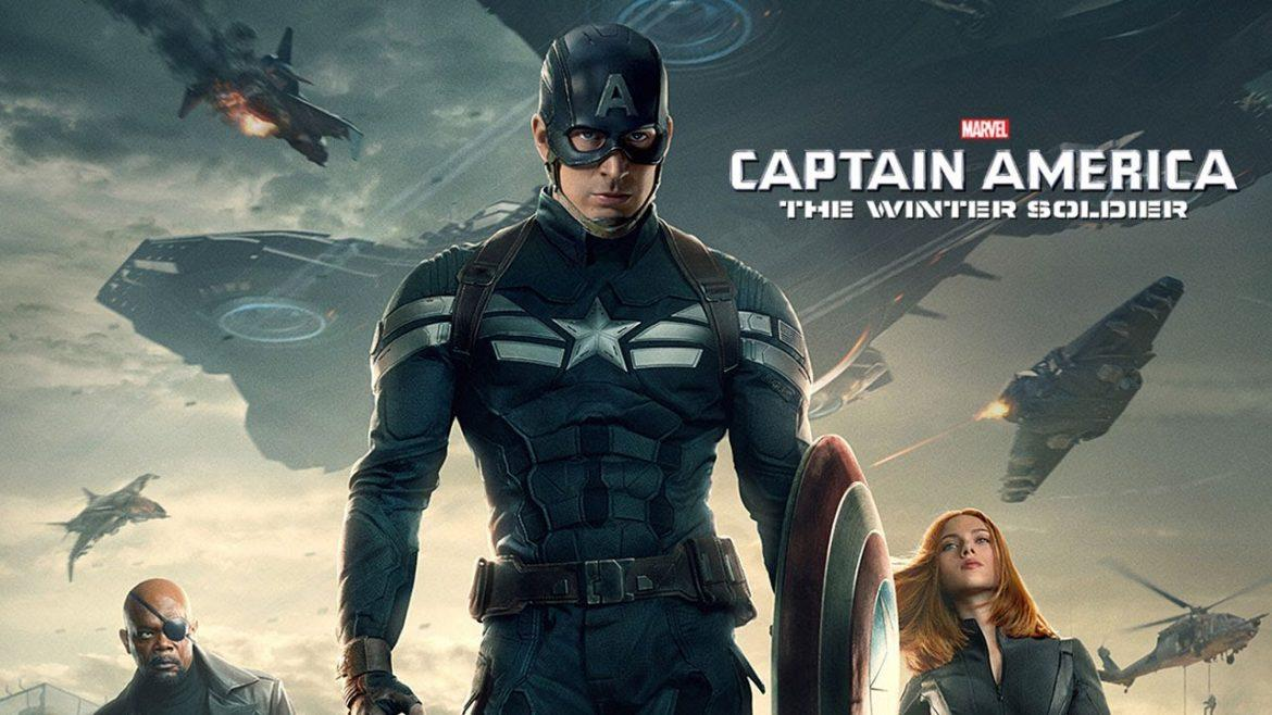 'Winter Soldier' sees Captain America take on the modern world