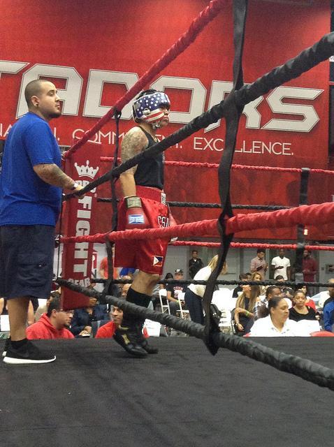 Matadors defend the Matadome in college boxing tournament