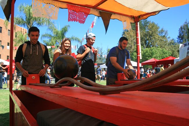 Associated Students welcome back semester with fair