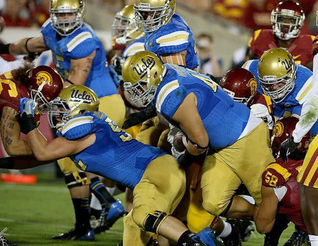 The Pac-12 Football Conference features an abundance of competition for the Los Angeles area college football teams in 2014. Photo courtesy of MCT