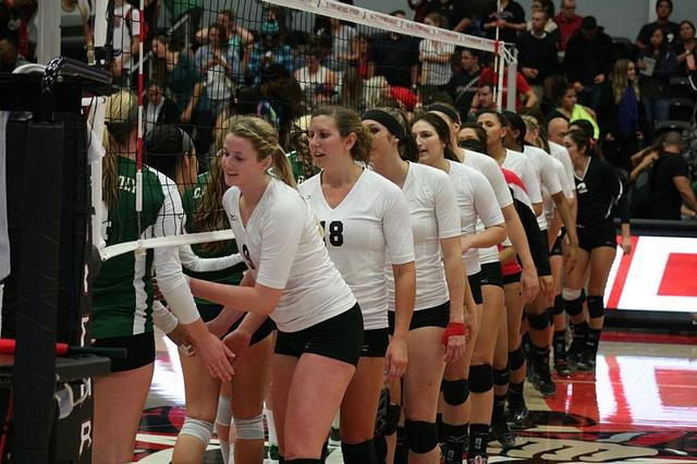 Women's Volleyball: Matadors leave Vegas undefeated