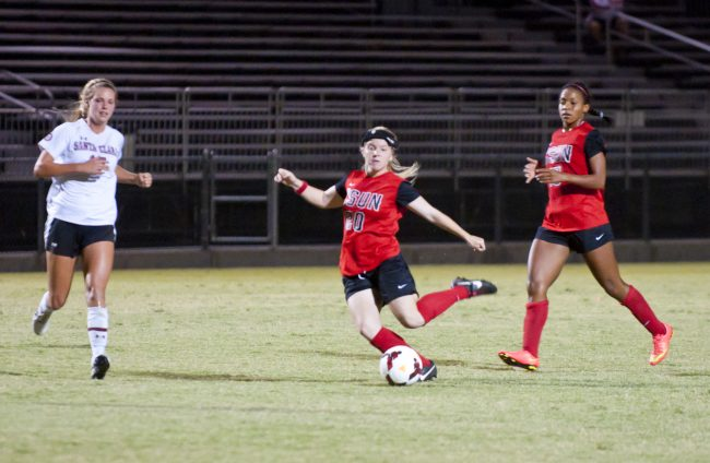Women's Soccer: Matadors slump to 1-0 defeat against Santa Clara