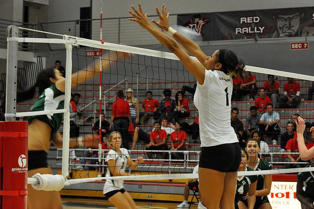 Women's Volleyball: Matadors drop a close loss in Nike Invitational
