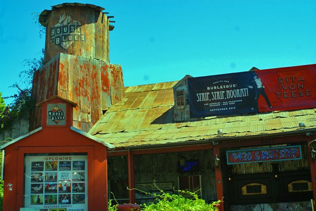 House of Blues scheduled for demolition