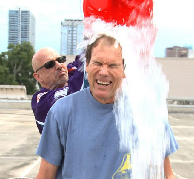 Understanding the ice bucket challenge