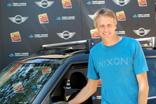 Pro skater Tony Hawk, auctions a one-of-a-kind 2014 Mini Cooper S Countryman, at his 11th Annual Stand Up for Skateparks Benefit on September 21 in a private home in Beverly Hills. Photo Credit: Silvia Gutierrez