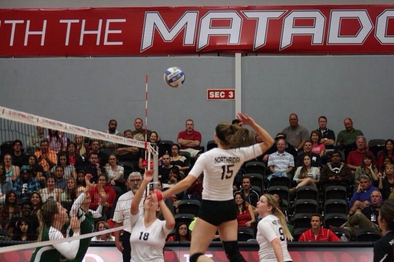 Matadors' offense carries them in a sweep over Portland. File photo/The Sundial