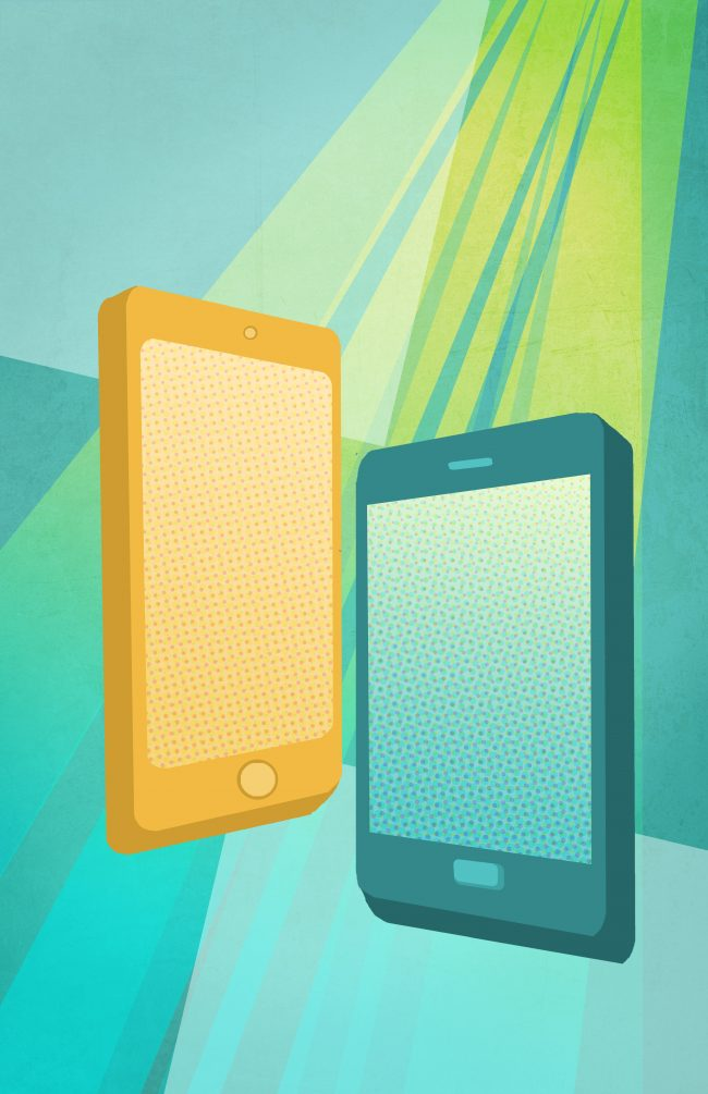 Apple vs. Samsung, the smartphone battle continues