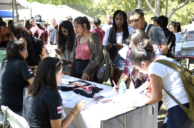 New clubs chartered, recognized at CSUN