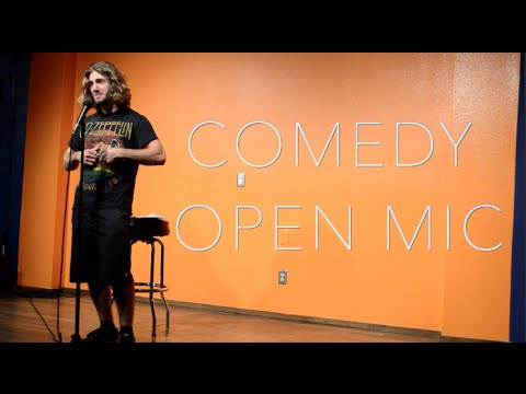Open Mic Night: Comedy