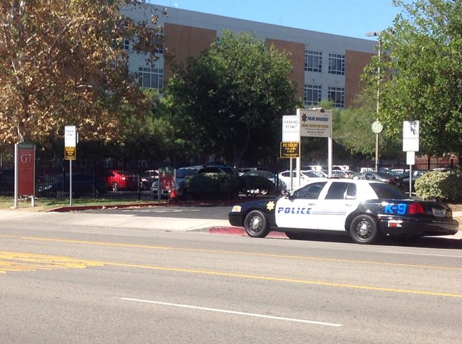 Northridge Academy placed on precautionary lockdown