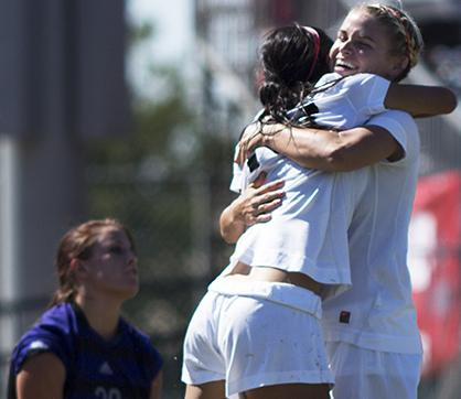Women's Soccer: CSUN offense catches fire against Weber State