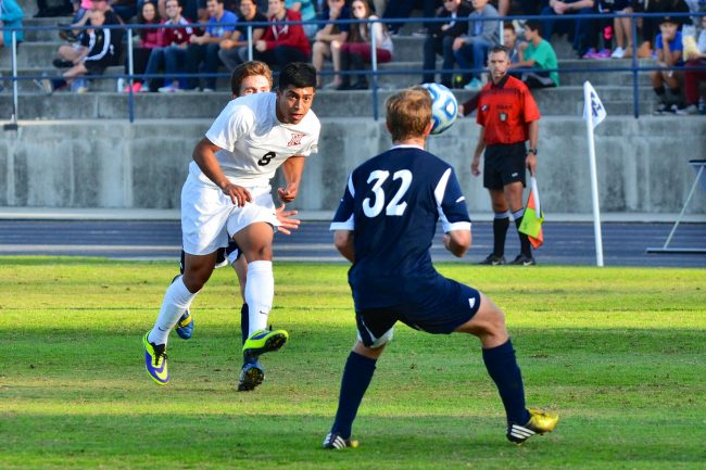 Men's Soccer: Matadors shut-out in 1-0 overtime loss to UC Riverside
