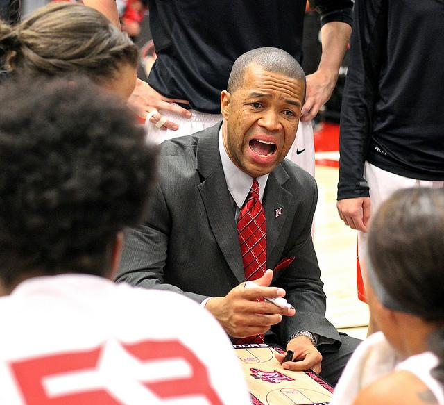 Head Coach Jason Flowers leads the Matadors through a tough road schedule. The Sundial/ File photo