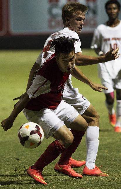Men's Soccer: David Turcios, the Matadors' unsung hero