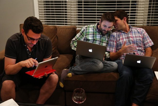 Fantasy football heads should tune in to set the best line-ups for Sunday. Photo courtesy of Tribune News Service.