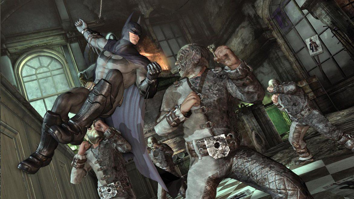 Geek Clash venture to Mordor and discuss the latest on Batman's Arkham Asylum