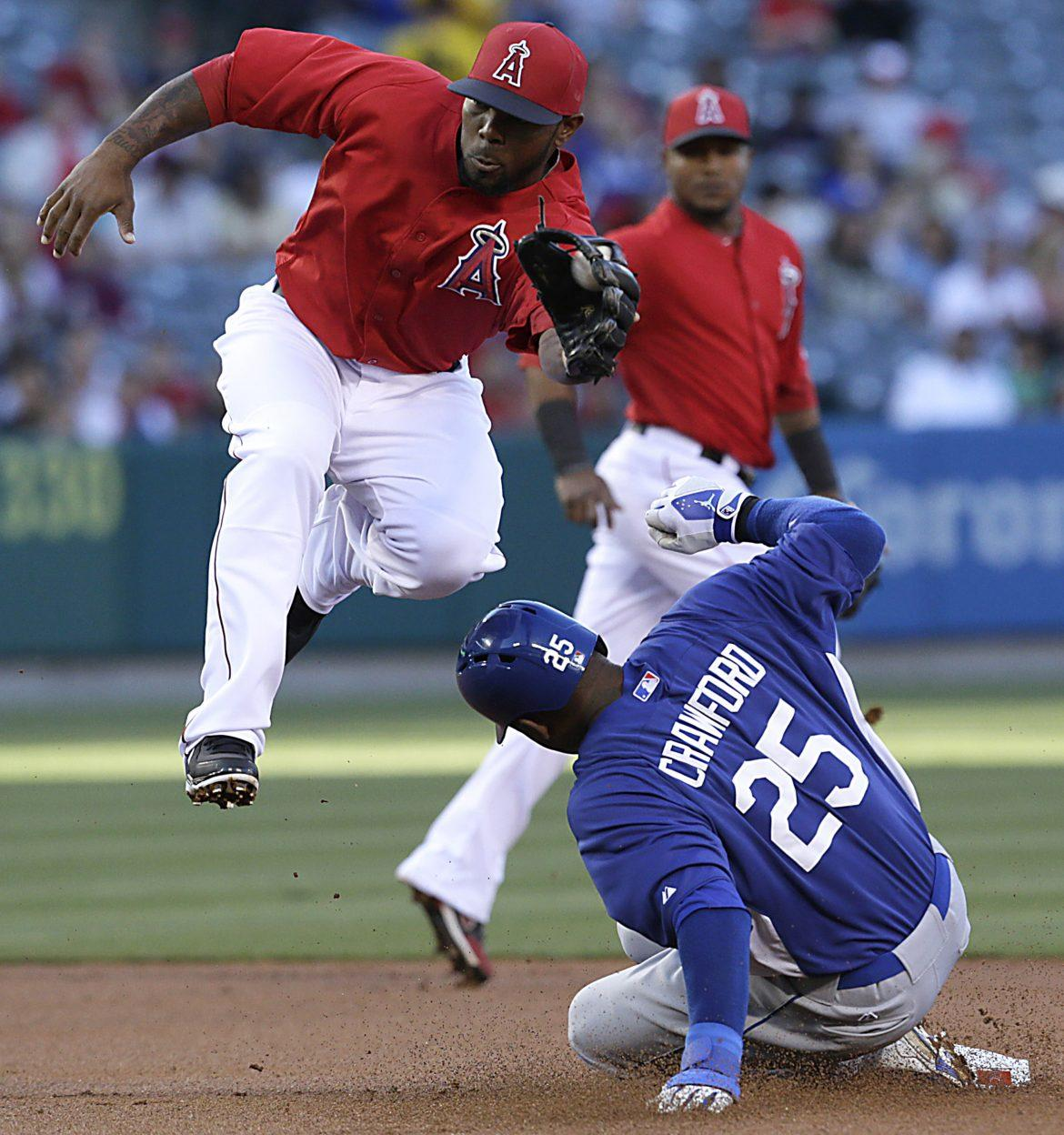 Dodgers and Angels wers both among favorites for the World Series, but suffered early playoff exits. Photo courtesy of MCT.