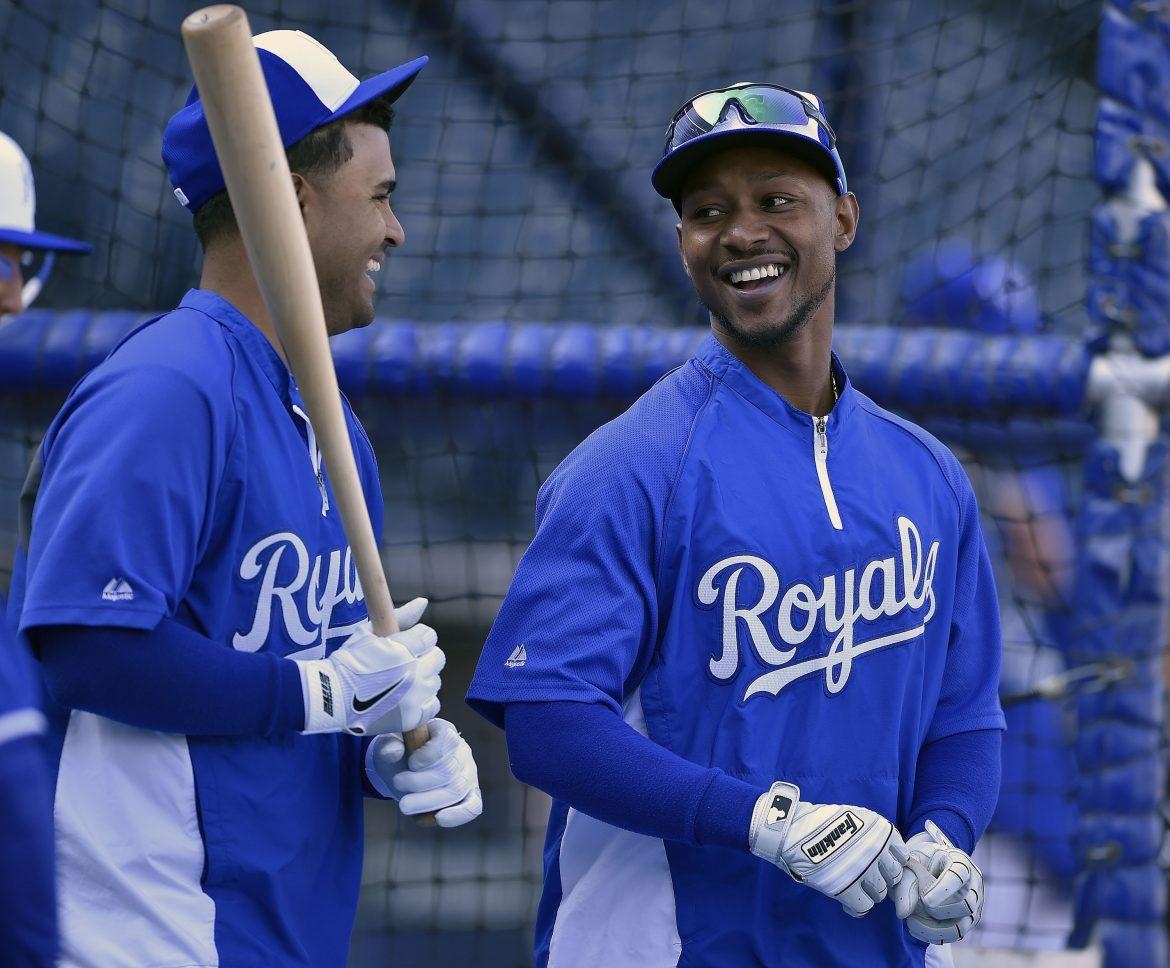 Royals combination of defense and relief pitching should conquer the Giants in seven games. Photo courtesy of Tribune News Service.