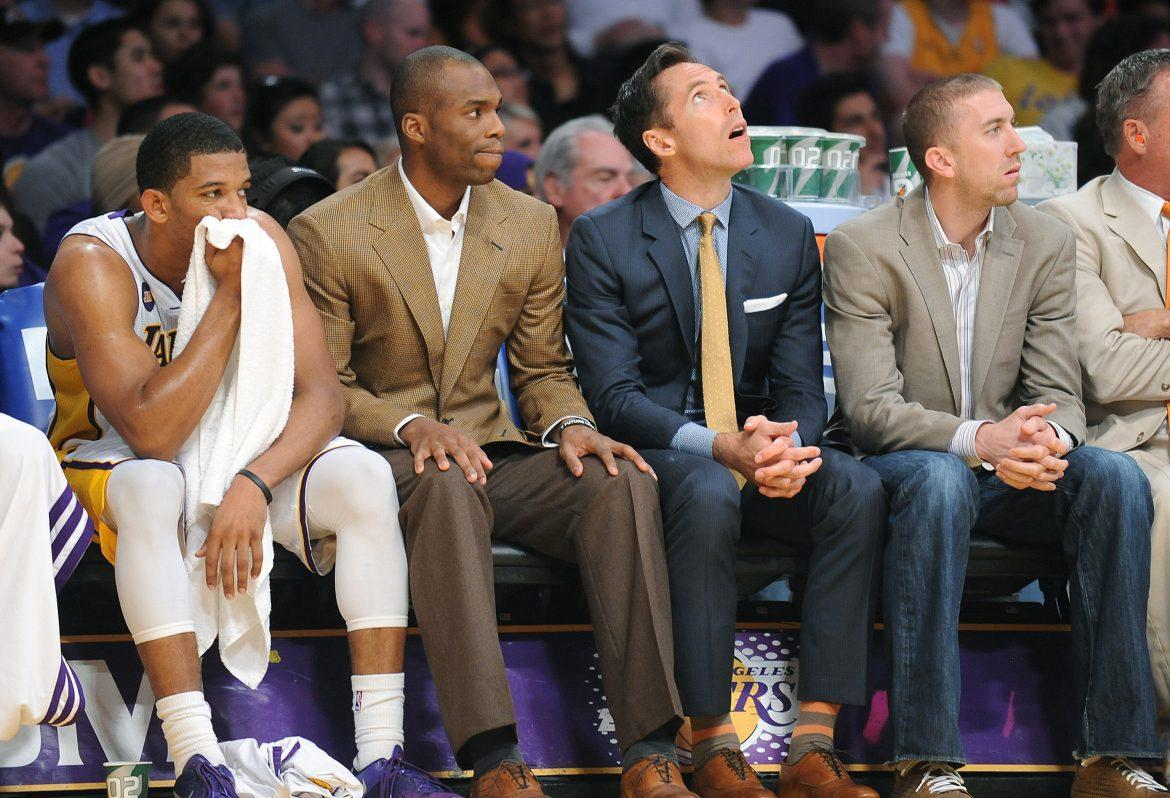 Steve Nash's injury, more bad news for Laker fans: Column