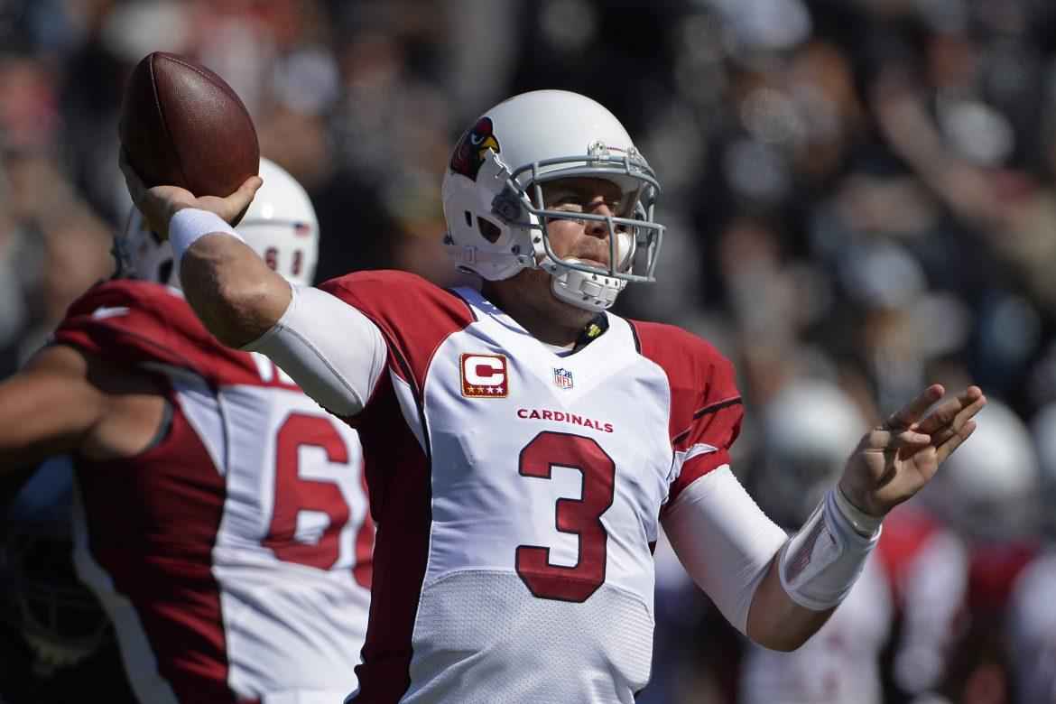 Carson Palmer and the Arizona Cardinals come into the podcast when we talk NFL playoffs.